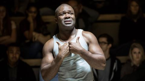 David Oyelowo als Othello