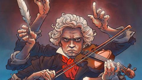 Peer Meer: Beethoven, Carlsen Verlag