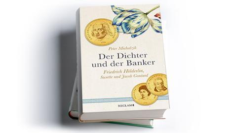 Peter Michalzik: Der Dichter und der Banker: Friedrich Hölderlin, Susette und Jacob Gontard, Philipp Reclam jun. Verlag 2020, Preis: 16 Euro