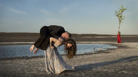 Szene aus dem Film «Pina» von Wim Wenders