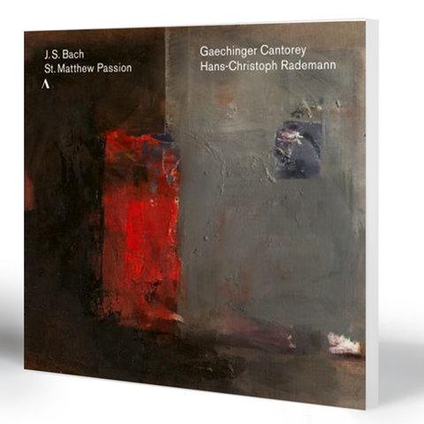J. S. Bach: St. Matthew Passion – Gaechinger Cantorey, Hans-Christoph Rademann