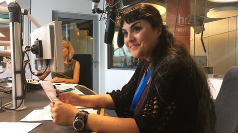 Ein Tag im hr: hr2-kultur-Praktikantin Linda Stederoth