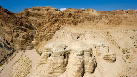 Qumran-Höhlen