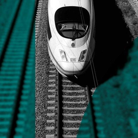 ARD radiofeature Kursbuch Deutsche Bahn