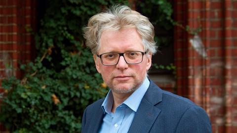 Der Literaturwissenschaftler Jan Konst