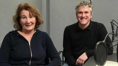 Monika Schinder und Gregor Papsch