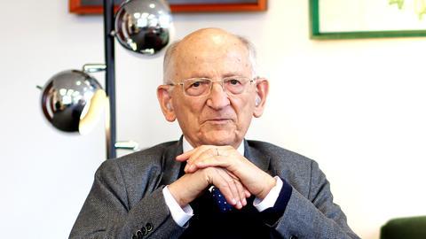 Der Psychiater Otto Kernberg