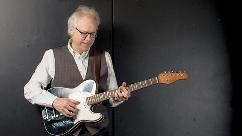 Gitarrist Bill Frisell