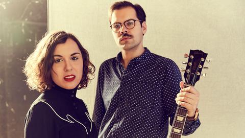 Cleo Steinberger und David Grabowski