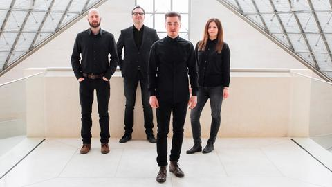 Stephan Goldbach, Cédric Hanriot, Michel Meis, Alisa Klein