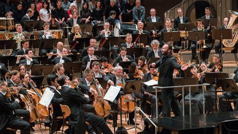 Die Berliner Philharmoniker unter Kirill Petrenko