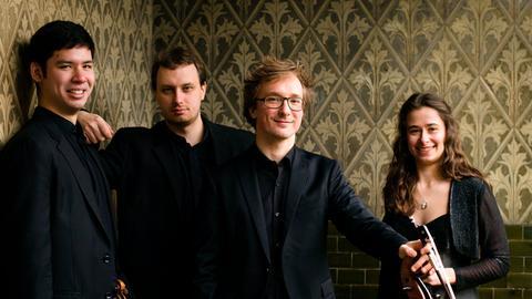 Das Eliot-Quartett