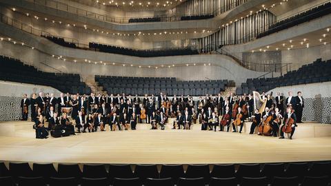 Das NDR-Elbphilharmonie-Orchester