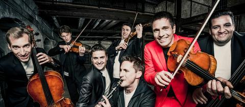 Philharmonix – The Vienna Berlin Music Club