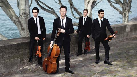 Das Quatuor Van Kuijk