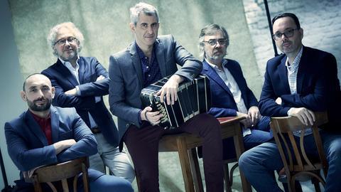 Das Astor-Piazzolla-Quintett