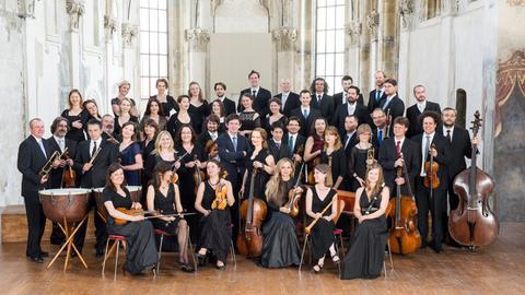 Collegium Vocale 1704