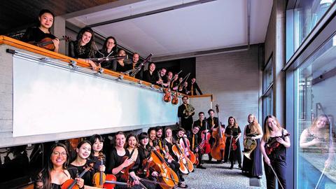 Das Detmolder Kammerorchester