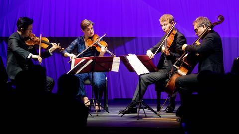 Das Diotima-Quartett