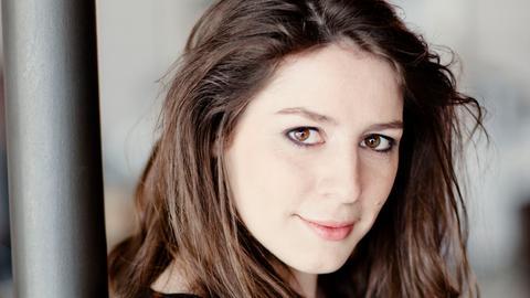 Die Sopranistin Elizabeth Watts