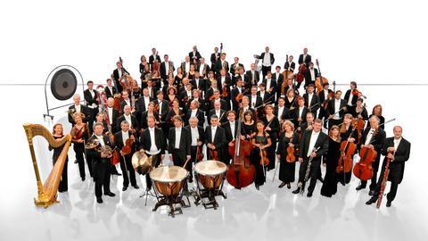 Das hr-Sinfonieorchester