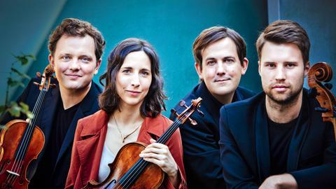 Das Mariani-Quartett