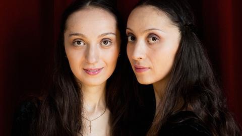 Ani und Nia Sulkhanishvili