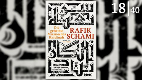 """Buchcover: """"Die geheime Mission des Kardinals"""""""