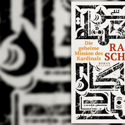 """Buchcover: Rafik Schami - """"Die geheime Mission des Kardinals"""""""