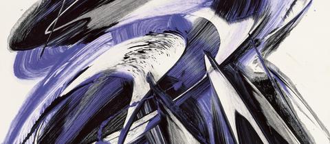 Karl Otto Götz: Ohne Titel, 1957
