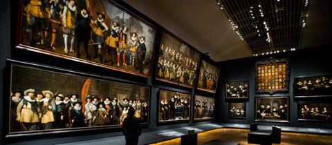 Rijksmuseum Amsterdam Portraitgallerie
