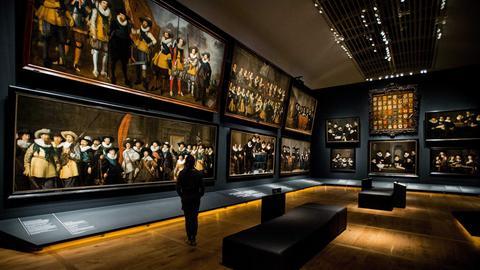 Rijksmuseum Amsterdam Portraitgalerie