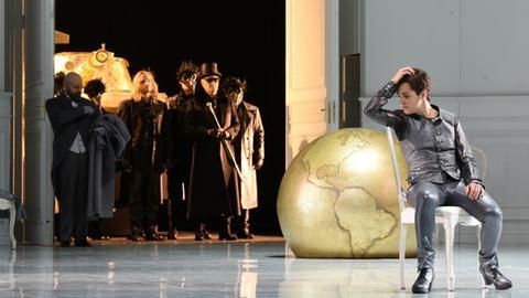 Der Rosenkavalier im Hessischen Staatstheater Wiesbaden