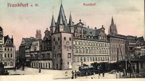 Saalhof Frankfurt