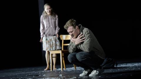 "Schauspiel Frankfurt: ""Andorra"""