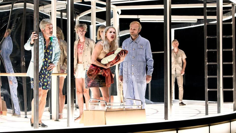 Schauspiel Frankfurt - Hauptmann - Die Ratten