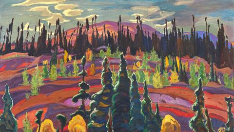 A.Y. Jackson (1882 -1974): Lake Superior Country