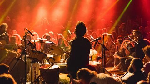 Schlagzeug Trommeln Schlagzeuger Trommler
