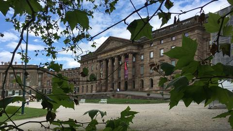 Schloss Wilhelmshöhe Kassel Gemäldegalerie