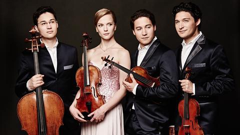 Das Schumann-Quartett