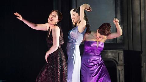 Komische Oper Berlin: Semele