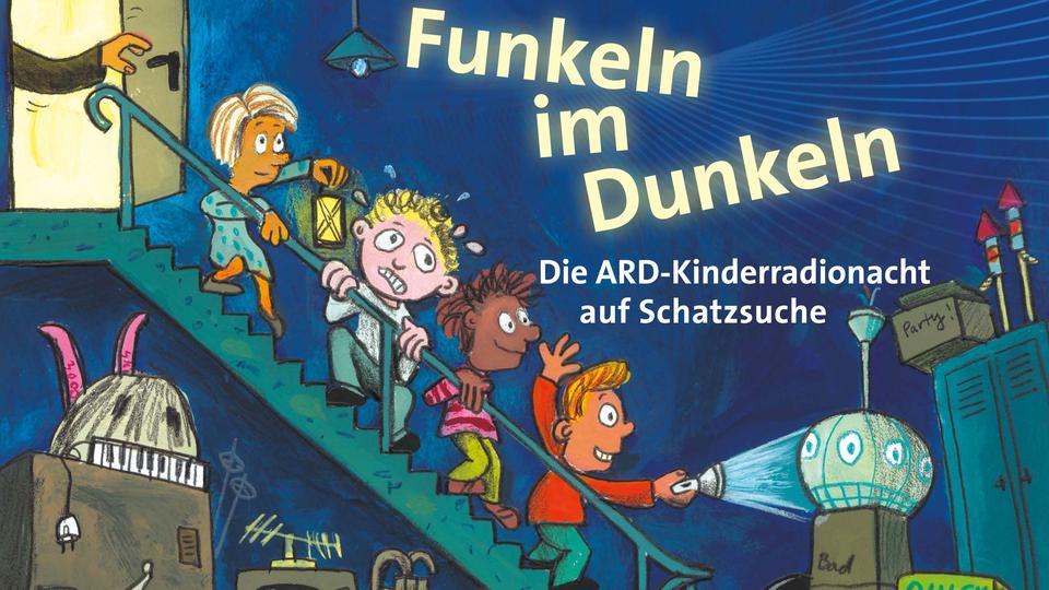 ARD Kinderradionacht 2017 Plakat