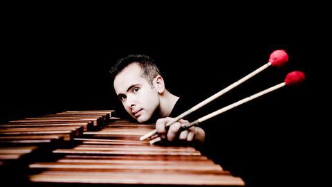 """Simone Rubio gewann 2014 den 1. Preis in der Kategorie """"Schlagzeug"""""""