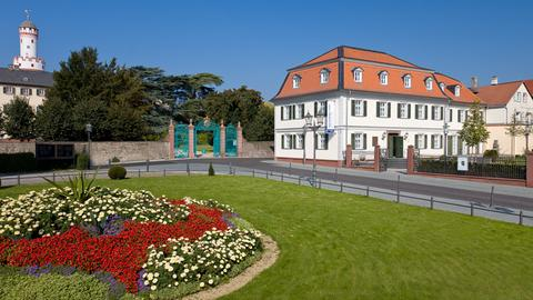 Das Museum Sinclair-Haus in Bad Homburg