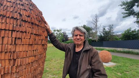 Kunst im Freien - Skulpturenpark Eschborn