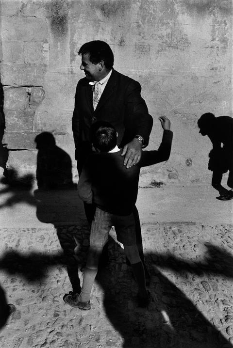 Josef Koudelka: Spain, 1973