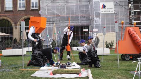 Kunstfestival Implantieren
