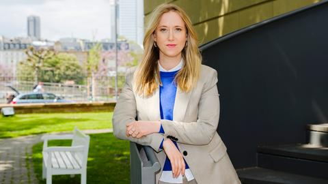 Kristina Lemke,  Sammlungsleiterin Fotografie, Städel