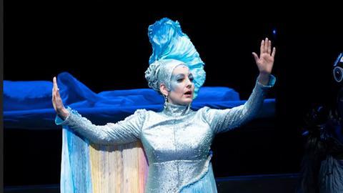 "Staatstheater Darmstadt: ""Frau Luna"""