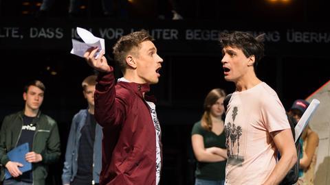 """Staatstheater Darmstadt: """"Tschick"""""""